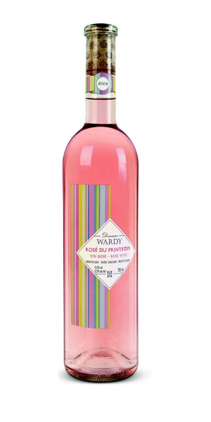 Wardy Rosé du Printemps 75cl